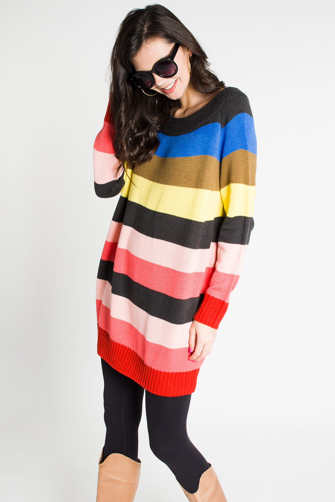 Slingshot Rainbow Sweater