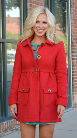 Red Apple Coat