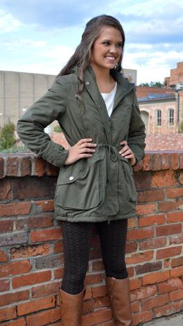 Jackson Hole Coat