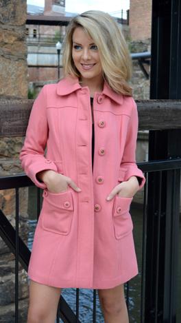 Rose Classic Coat