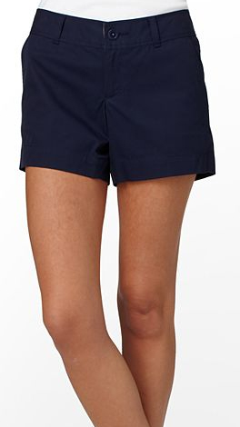 Lilly Pulitzer Callahan Shorts, Navy