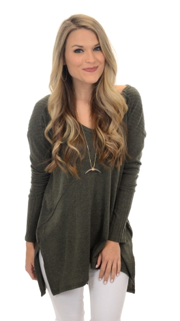 Olive Branch Sweater