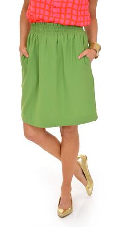 Susanna Skirt, Green