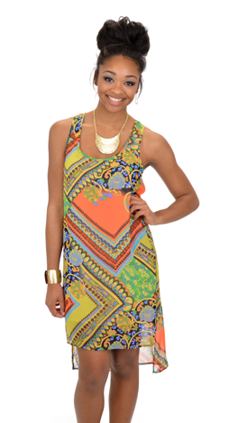 Vinewood Dress