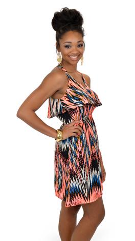 Sunny and 75 Dress