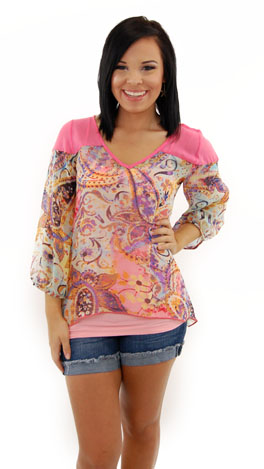 Whimsy Blouse