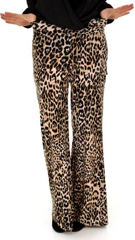 Wild About Leopard Pants