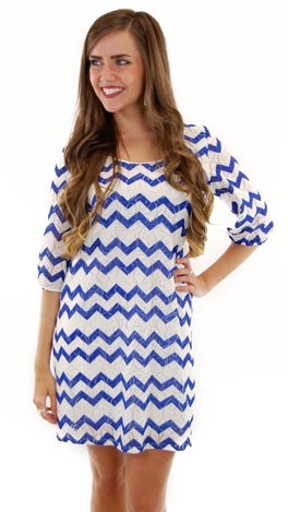 On the Flip Side Dress