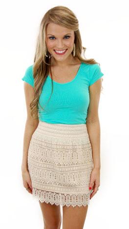 Al Fresco Skirt