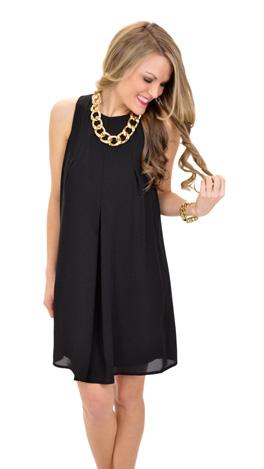 Go Anywhere Dress, Black