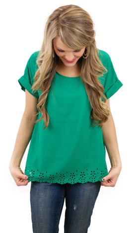 The Adelaide Top, Green