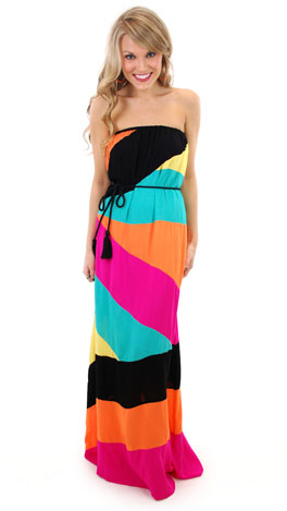Color Your World Maxi
