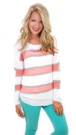 Sweet Summertime Sweater