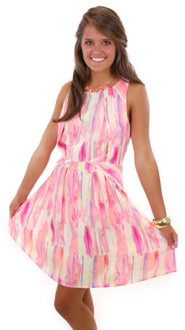 Happy and You Know it Dress