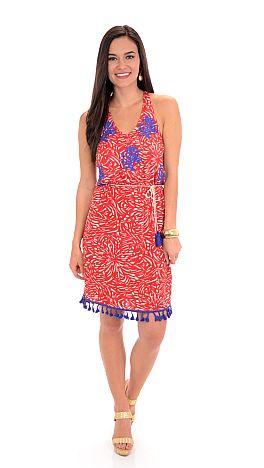 Curacao Dress