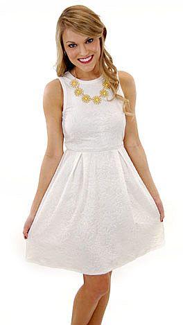 Vanilla Bean Dress