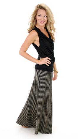 Slanted Skirt
