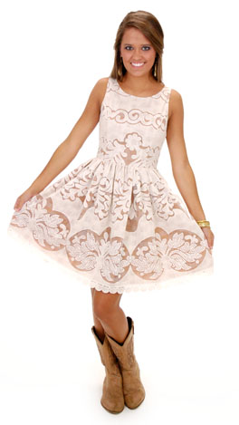 Werther's Dress