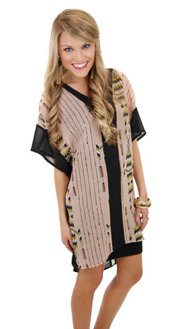 Angie's Tribe Tunic