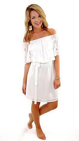 White as Snow Dress