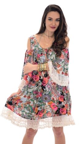 Feeling Floral Dress