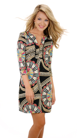 The Entertainer Dress