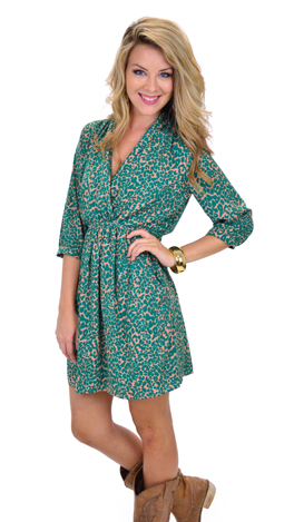 Where the Green Grass Grows Dress