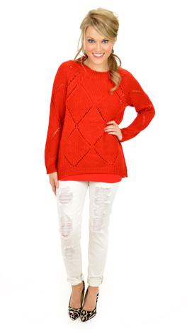 Autumn Spice Sweater
