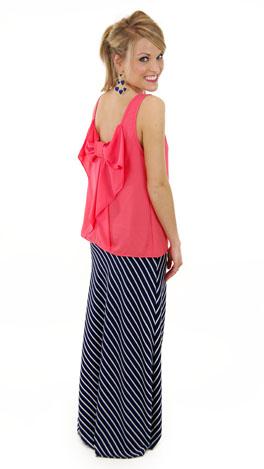 All Aboard Maxi Skirt