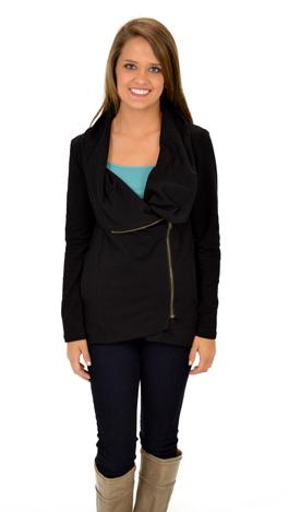 Weekender Jacket, Black