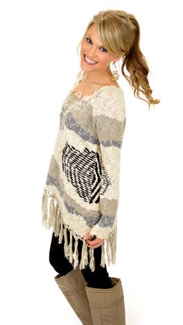 Rain Dance Sweater