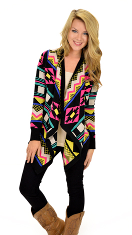 Facts of Life Cardigan