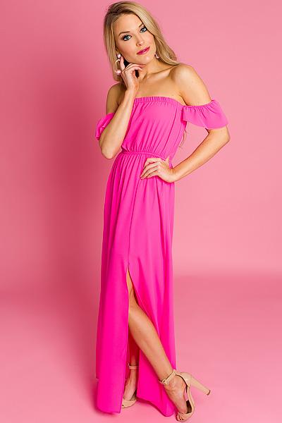 Go Bright Maxi, Neon Pink