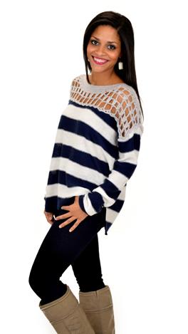 Abandon Ship Sweater