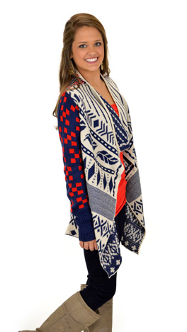 Old South Cardigan
