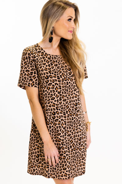 Wild Ride Cheetah Shift