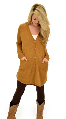 Royalty Sweater, Camel