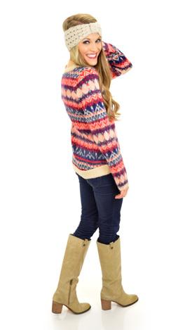 Cherry Berry Sweater