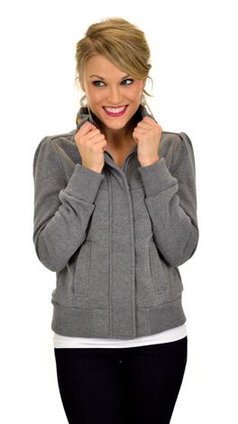 Harley Grey Jacket