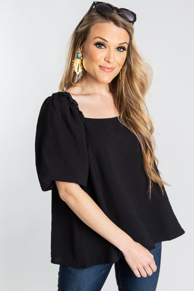 Perfect Puff Sleeve Top