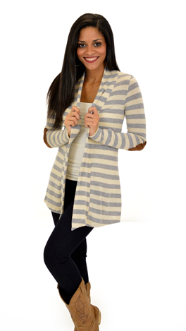 The Perfect Patch Cardigan
