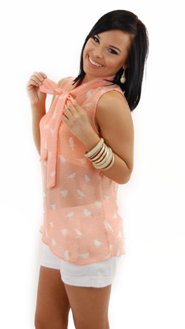 Chirp Blouse
