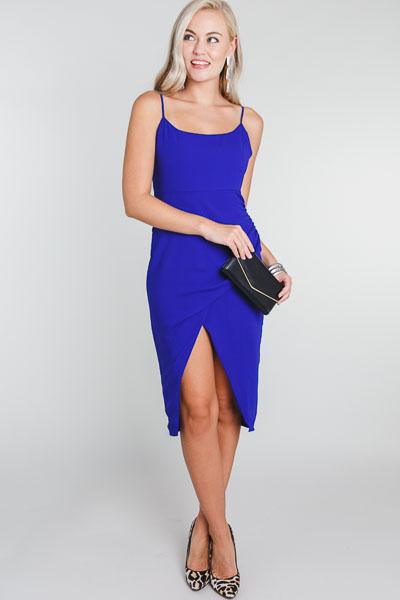 Chelsea Dress, Royal