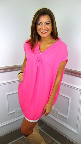 Rock Solid Frock, Pink
