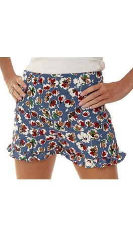 Karlie Cornflower Shorts