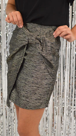 Silver Moon Skirt