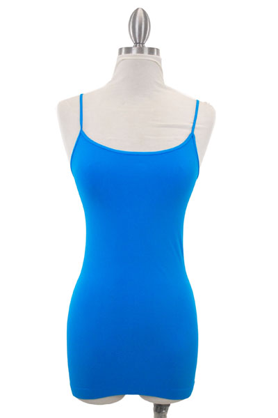 Famous Cami Turquoise