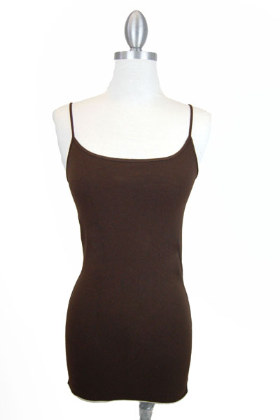 Famous Cami, Brown