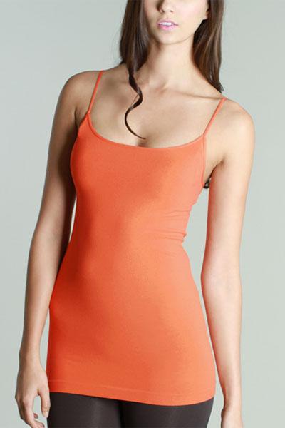Famous Cami, Orange