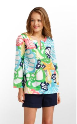 Lilly Pulitzer Thandie Tunic
